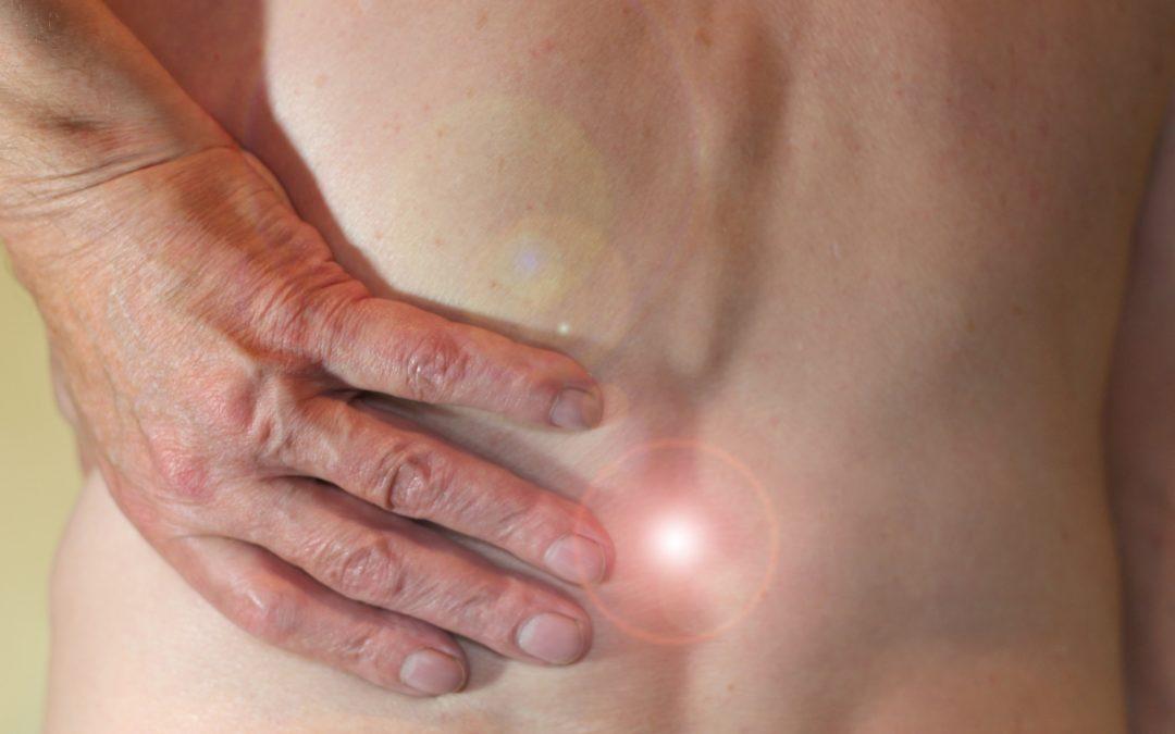 How massage reduces back pain