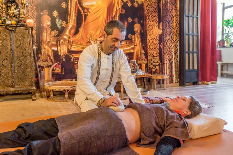Advanced Nuad Thai Massage Program | Abdominal Therapy Massage