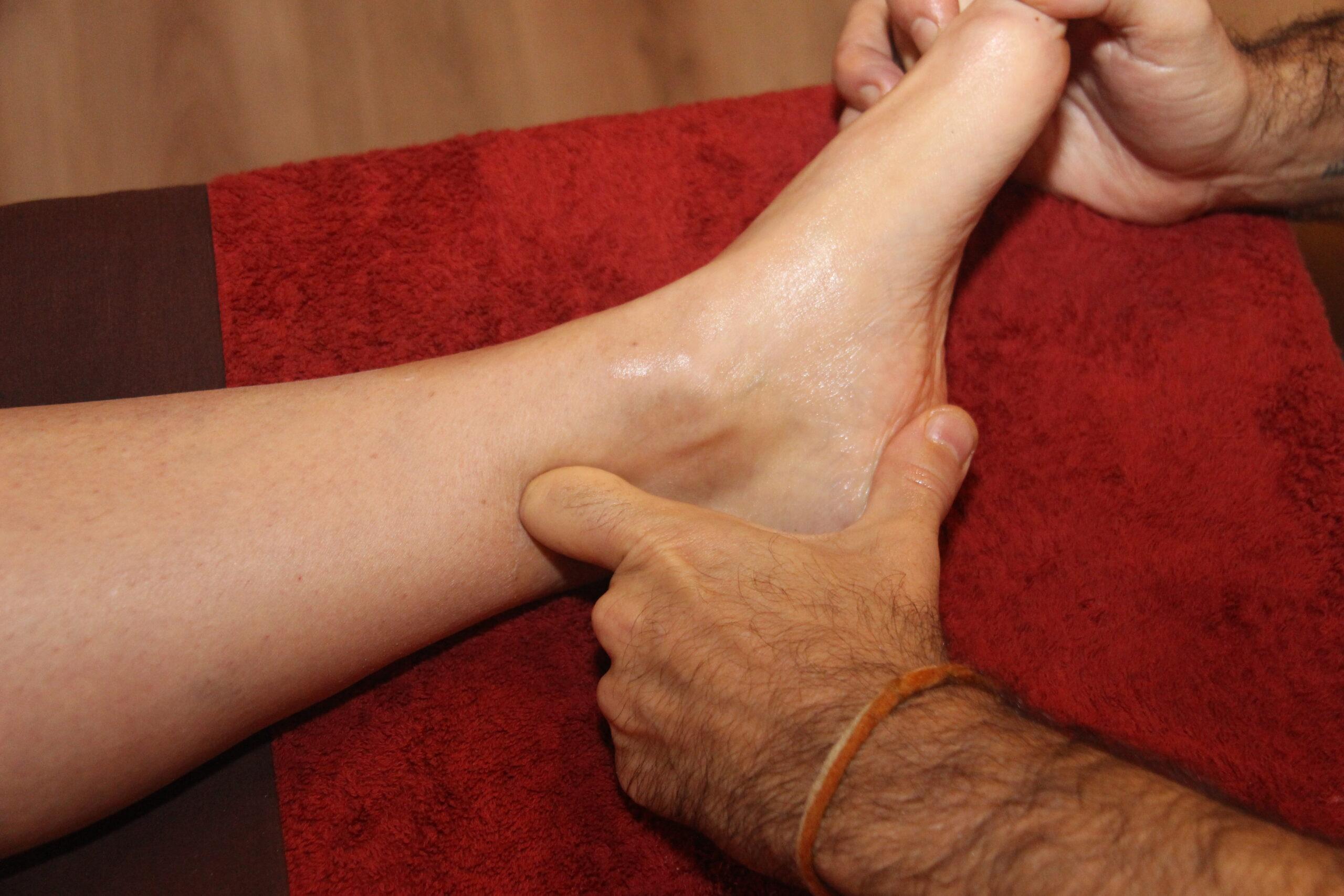Thai Foot Reflexology Massage Workshop