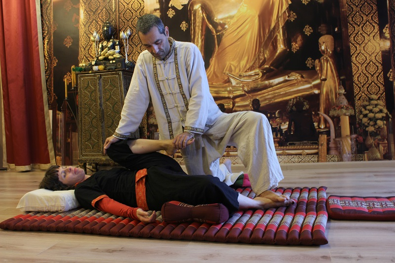 Advanced Nuad Thai Massage Program | Step by step training