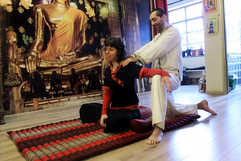 Advanced Nuad Thai Massage Program | Thai Yoga Massage Level 4